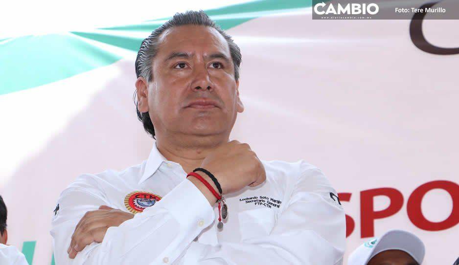 Leobardo Soto y Jiménez Huerta recurren al TEPJF  para seguir en el PRI