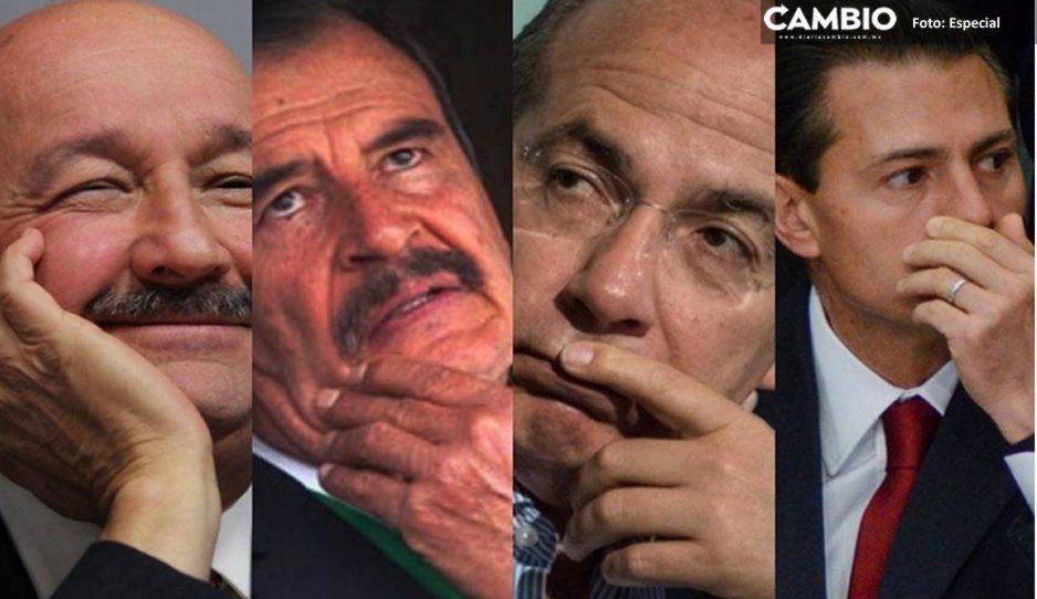 """AMLO planea una consulta """"espontánea"""" para juzgar a expresidentes"""