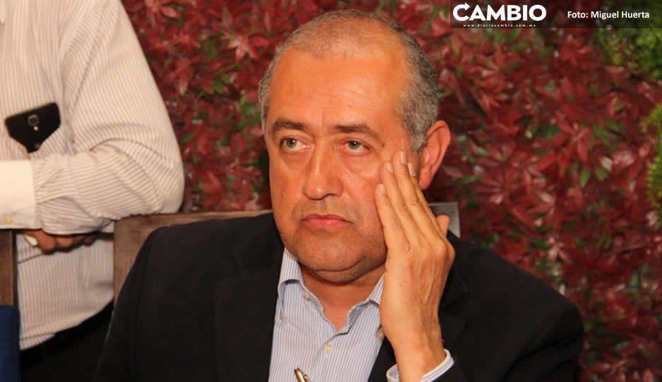 Ex edil Rafael Núñez dejó deuda de más de 1.5 mil millones de pesos en Texmelucan