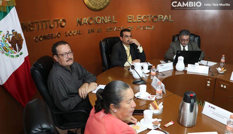 INE recula y aprueba sueldo mensual de 28 mil pesos para consejeros locales y 19 mil para distritales