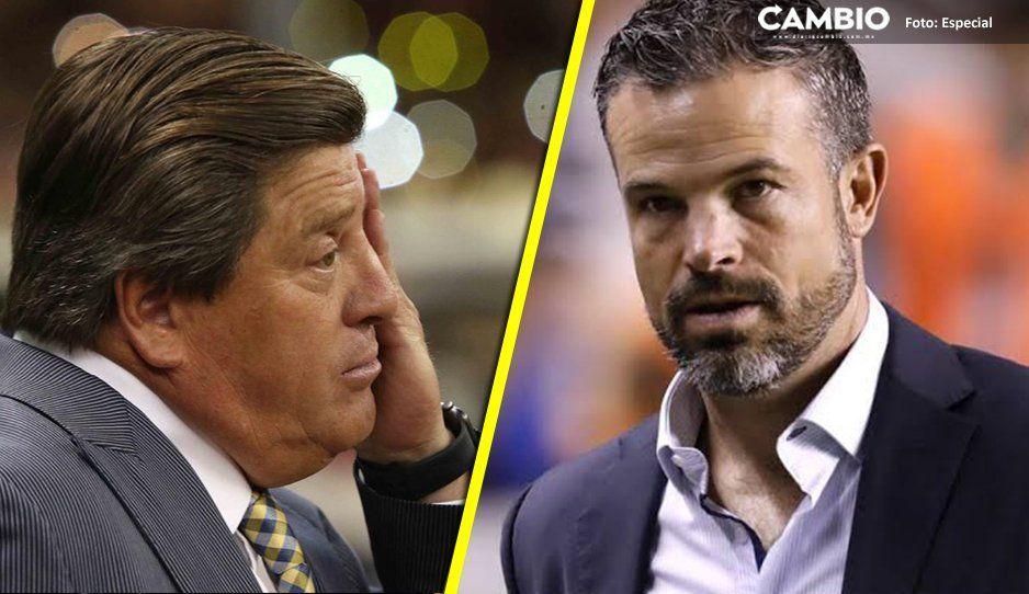 """¿Adiós """"Piojo"""" Herrera? Piden a Rafa Puente Jr. como nuevo DT del América"""