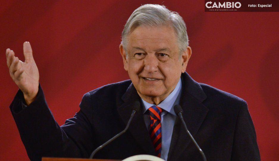 Agua de Puebla se envalentona y responde a AMLO: privatizó el agua en la CDMX