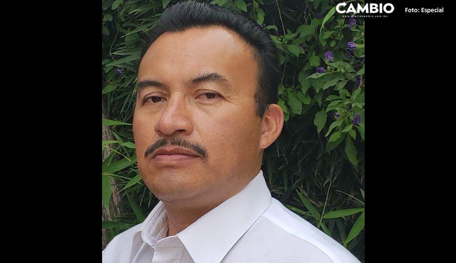 Perfil: Omar Xicoténcatl Huitzil, director de  Policía, mantiene hundido a Tecamachalco