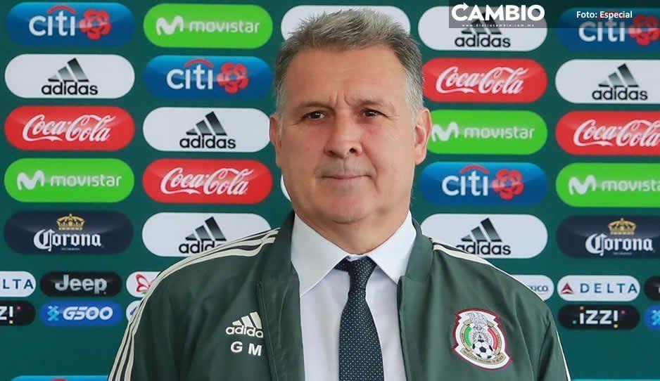 Ante Chile, El Tata Martino comienza su camino con la Selección Mexicana