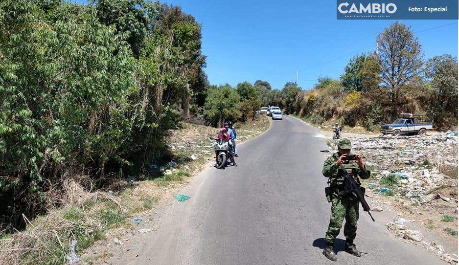 Alcalde de San Nicolás pide al Estado agilizar rehabilitación de rutas de evacuación