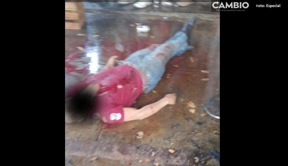 Mientras comía un elote, ejecutan  a un hombre en Felipe Ángeles