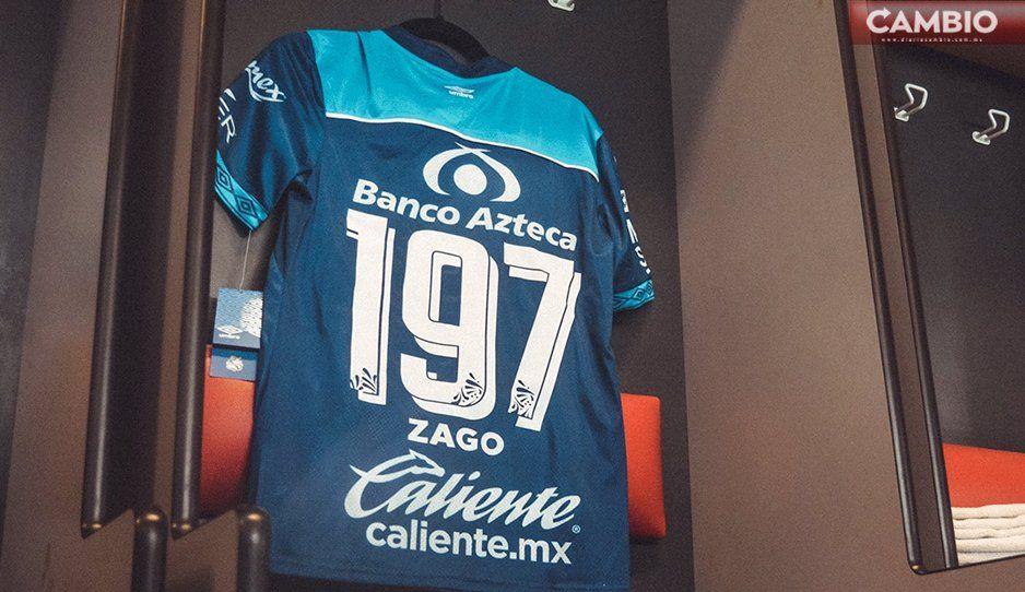 Orgullo chipileño: Diego Zago Gavito de 17 años debuta hoy con El Puebla