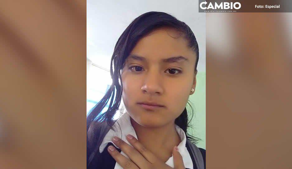 Aparece Alondra: escapó de casa porque su padrastro la agrede y su mamá no dice nada