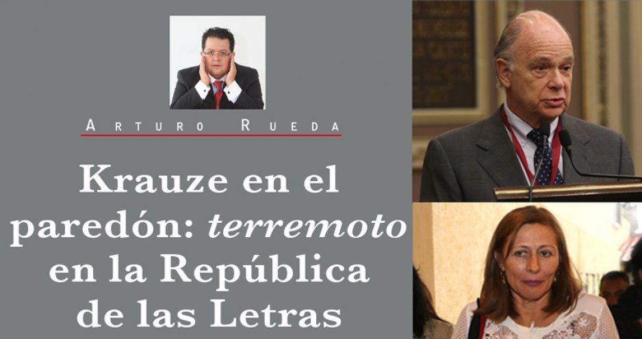 Krauze en el paredón: terremoto en la República de las Letras