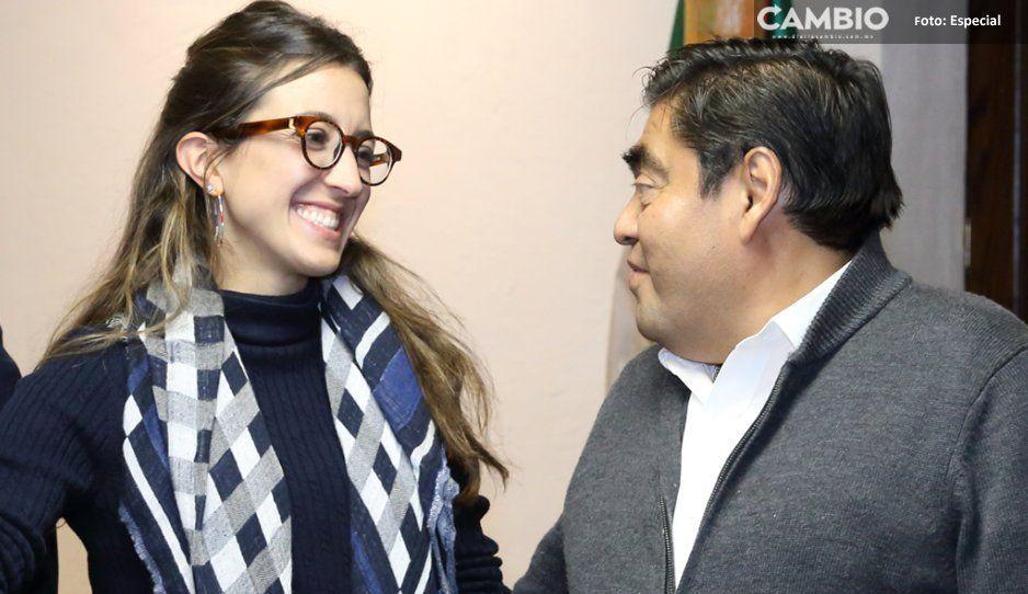 Barbosa firma una alianza con Waze para mejorar la movilidad en Puebla