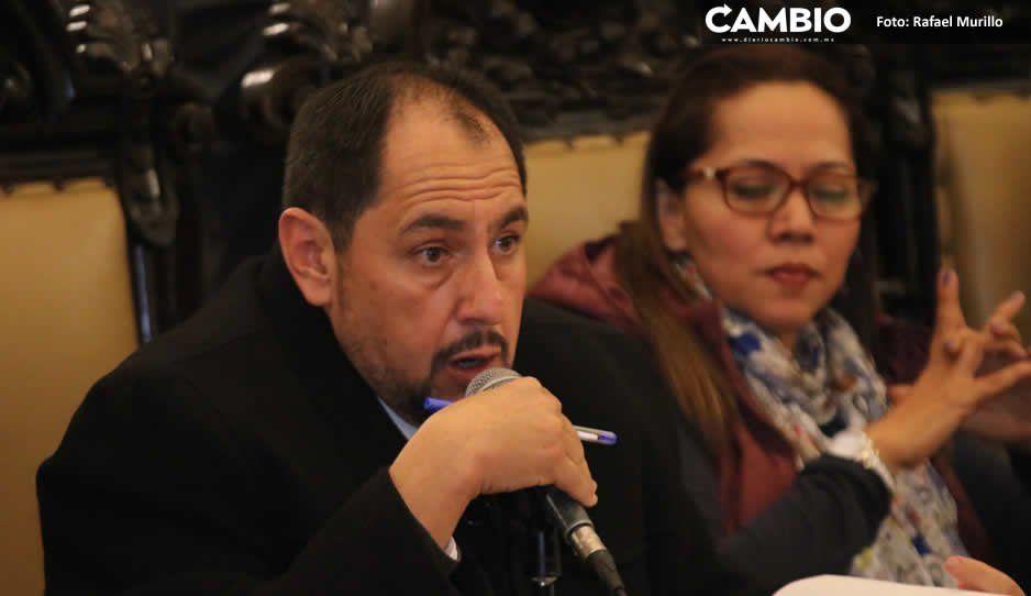 Estudios de bolardos no los puede hacer la Comuna, no hay confianza: Guevara