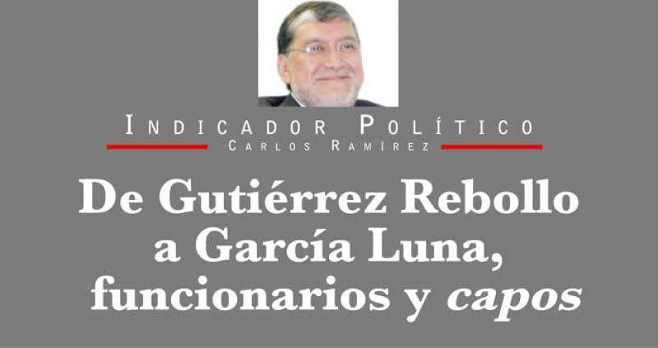 De Gutiérrez Rebollo a García Luna, funcionarios y capos