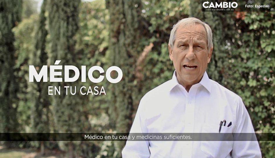 Cárdenas, poco creativo: plagia en spot propuesta de campaña de Martha Erika