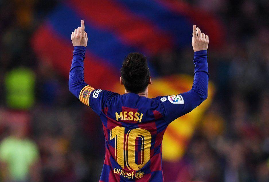Messi hace de oro cada balón que toca, se encamina a su sexto Balón de Oro