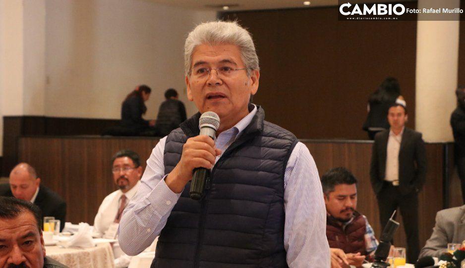 Regidores rechazan aprobación de cuentas de febrero en Acatzingo