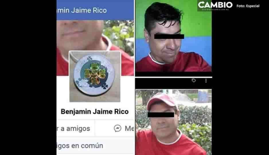 Ofrecen recompensa de 10 mil pesos a quien entregue a Benjamín, hombre que casi mata a su esposa en Izúcar