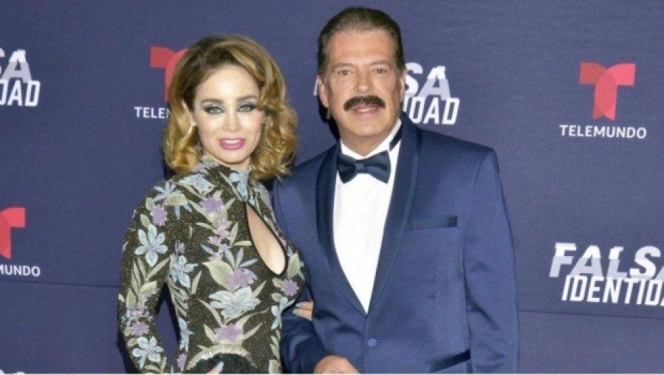 Sergio Goyri se casará con la mujer que lo ventiló cuando llamó Pinche india a Yalitza