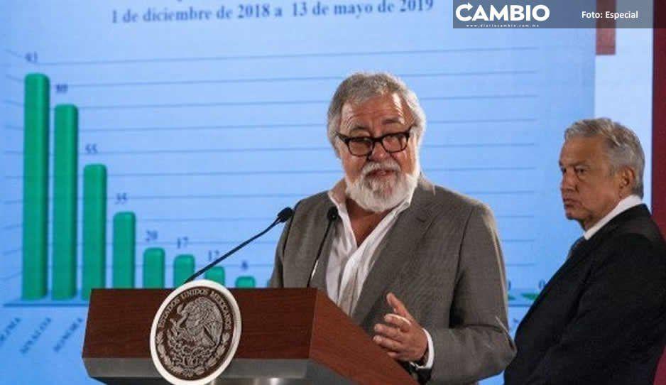 AMLO admite existencia de  fosas clandestinas en Puebla