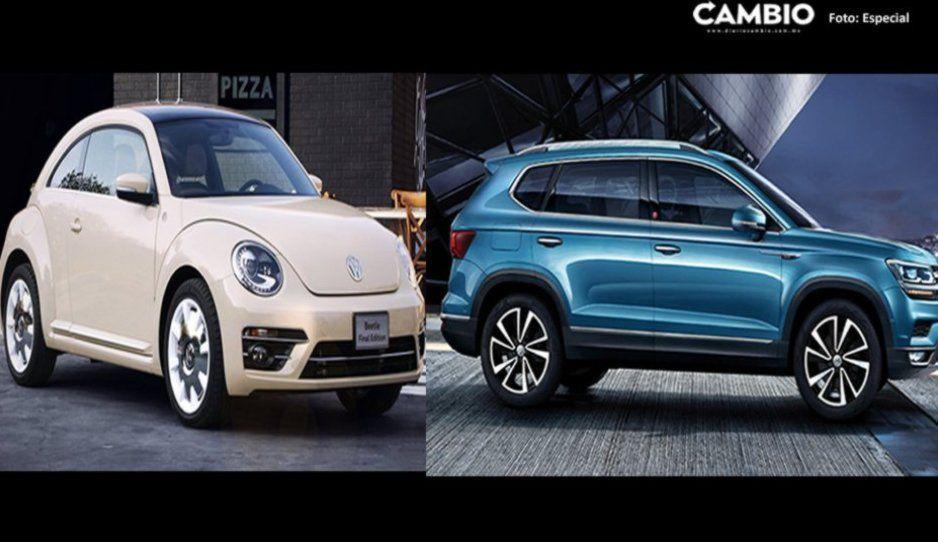 Volkswagen le dice adiós a Beetle y hola a Tarek ¡Conoce el nuevo modelo que se producirá en Puebla!