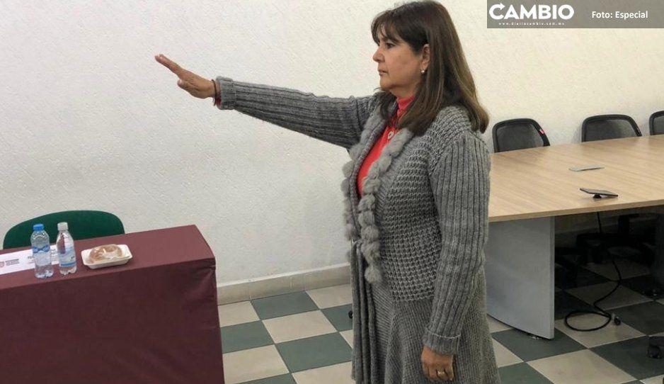 Perfil: María Isabel García Ramos,  la experta tesorera de Texmelucan