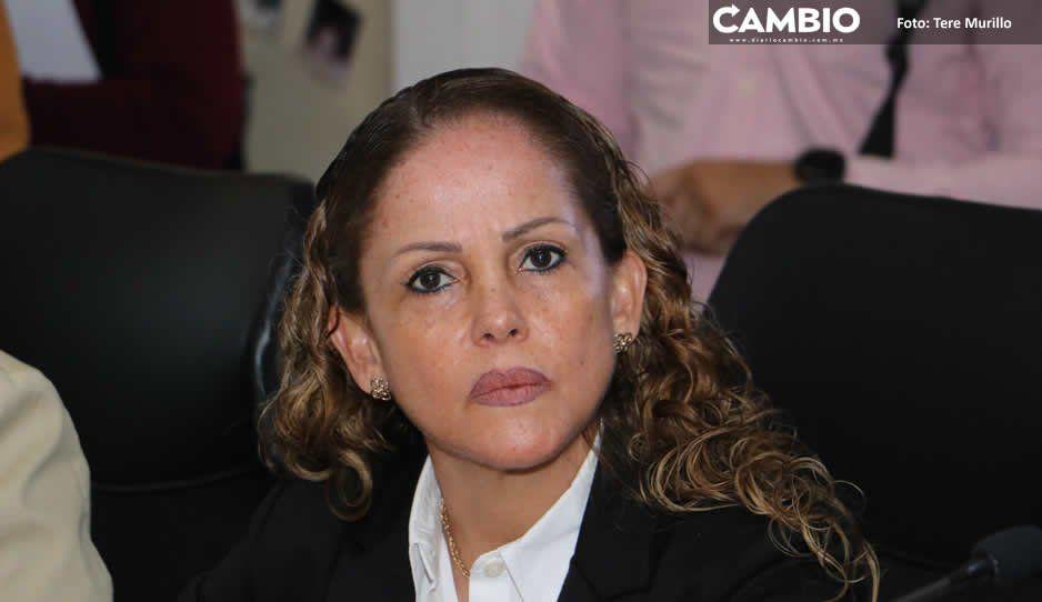 Diputada de Tehuacán le pide a Patjane que no ande de chillón en el Senado y dé la cara