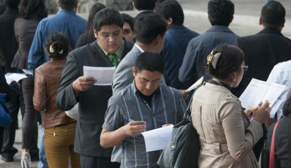 Tercer trimestre del 2019 deja 2.1 millones de desempleados en México