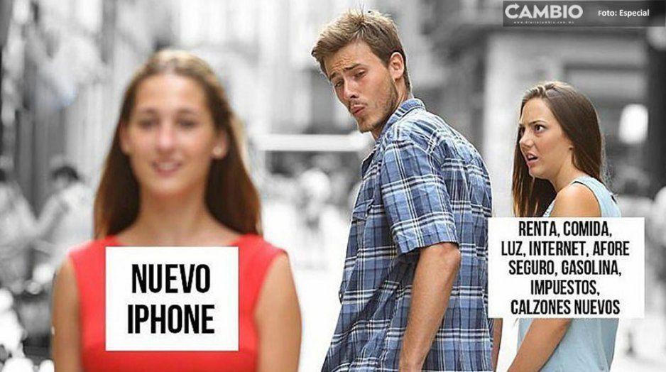 Así los memes tras el lanzamiento de los nuevos productos de Apple