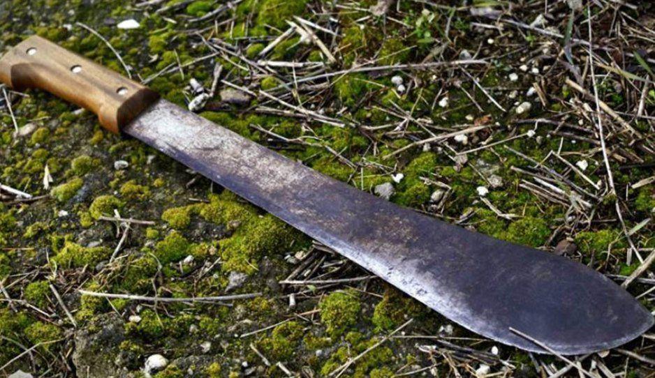 A machetazos fueron asesinados una pareja de viejitos en Altepexi