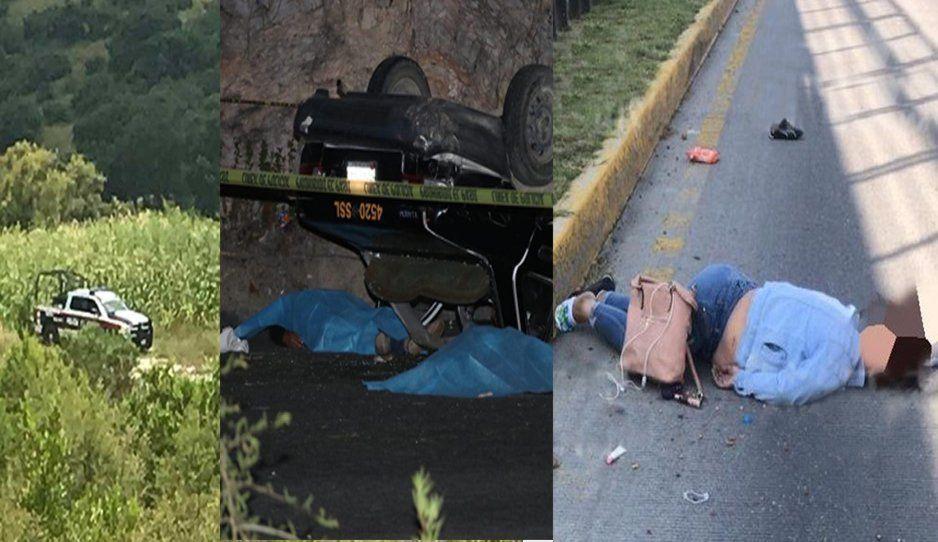 Martes sangriento en Puebla capital: seis muertos entre balacera, ejecuciones, feminicidios y atropellados