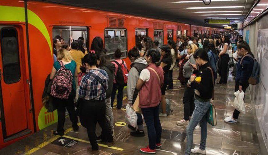 ¡Regístrate! Estudiantes podrán usar gratis el metro de la CDMX