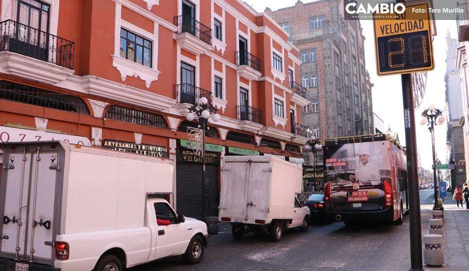 Confirmado: Comuna instala 28 medidores de velocidad para que sea ciudad tortuga