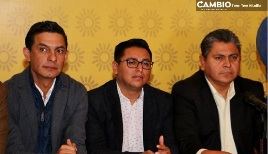 CEN del PRD nombra a cincointegrantes para los procesos internos de la elección extraordinaria de Puebla
