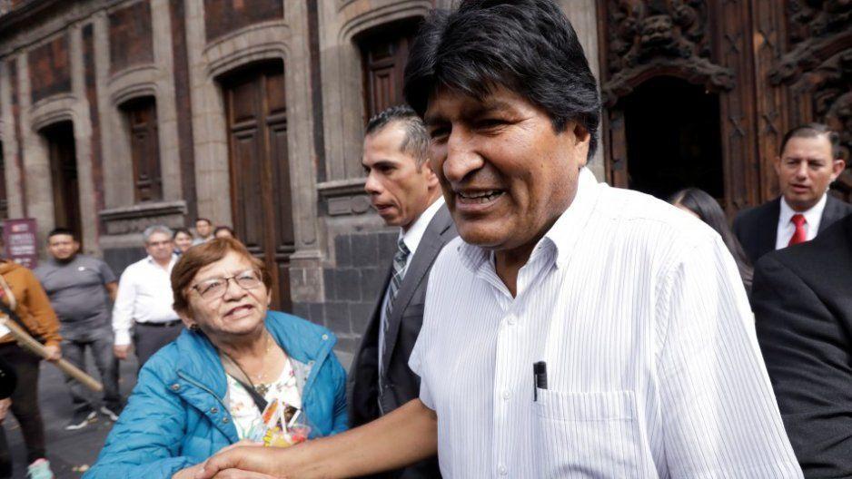 Evo Morales puede regresar a Bolivia pero directo a la cárcel