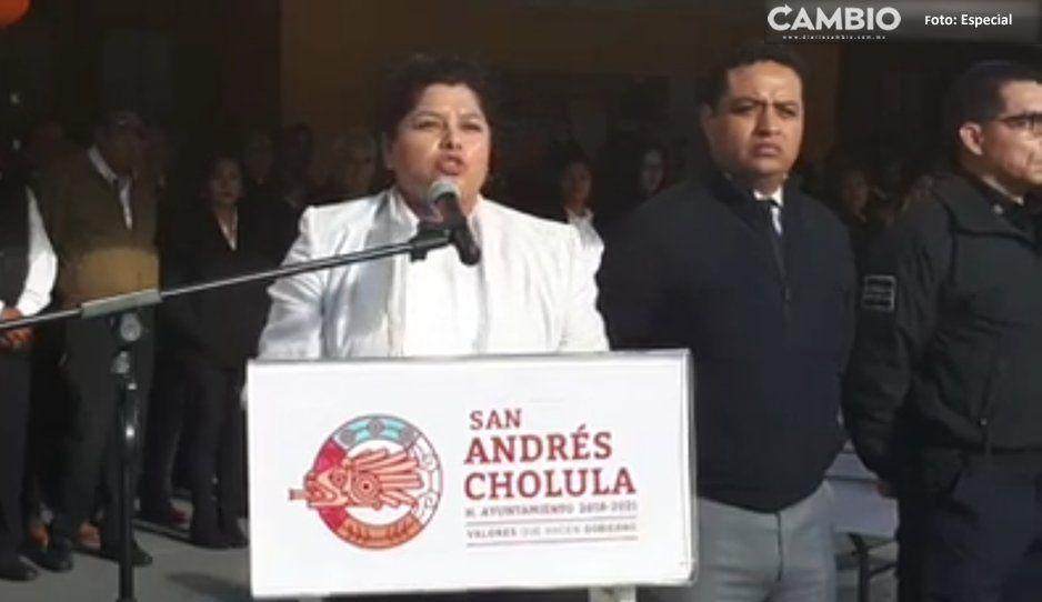 Karina Pérez culpa de violencia a vecinos de San Antonio Cacalotepec, tras intento de linchamiento (VIDEO)