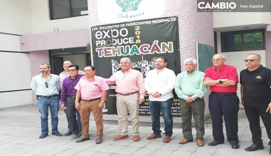 Empresarios piden apoyo a AMLO para bajar delincuencia en región de Tehuacán