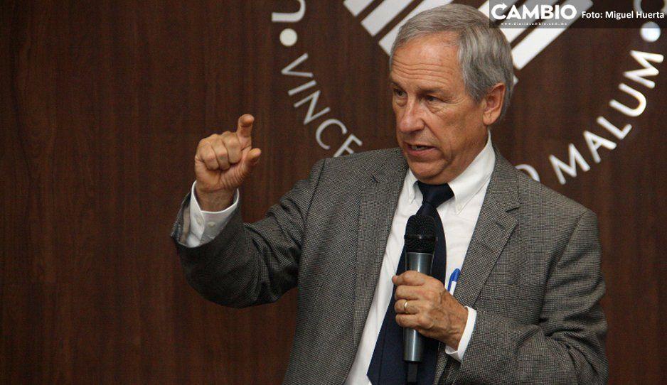 Cárdenas justifica escapadas a CDMX: me  reúno con expertos y mejoro propuestas