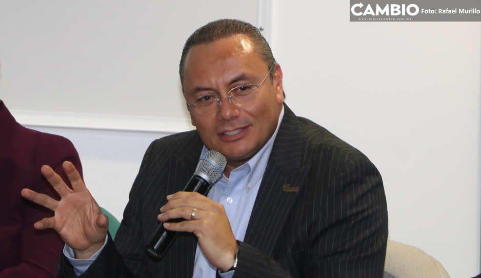 Guillermo Velázquez confirma que quiere ser candidato, pero que esperará los tiempos