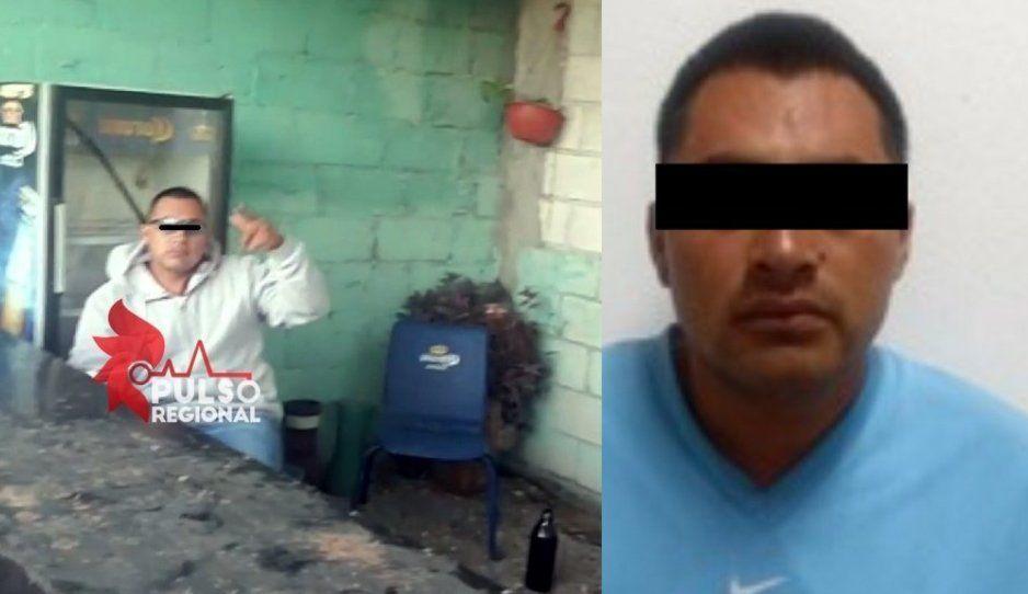 El Ximello grababa sus asesinatos en Puebla con una Go Pro