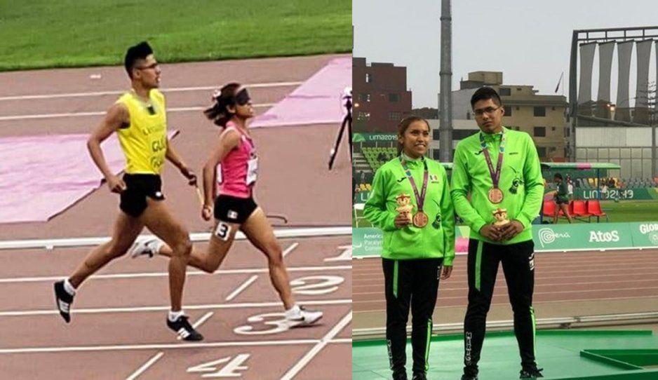 Diana Coraza le calla la boca a la regidora panista: gana medalla de bronce en los Para Panamericanos