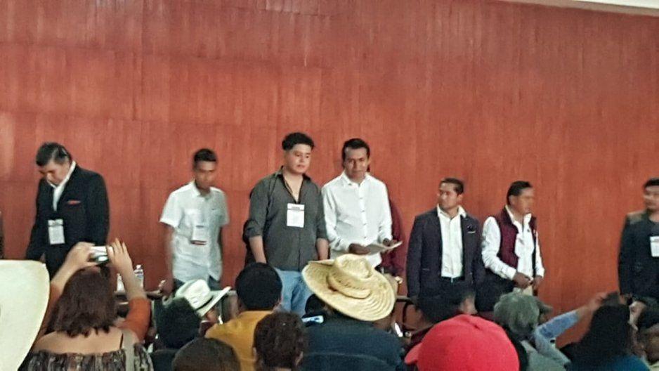 Por violencia y falta de quórum, suspenden asambleas de Morena en Huauchinango, Teziutlán, Ciudad Serdán, Ajalpan y Puebla (VIDEO)