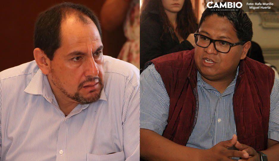 Leobardo Rodríguez acusa a Enrique Guevara de querer mediatizar los temas tras protagonizar pleito en Facebook
