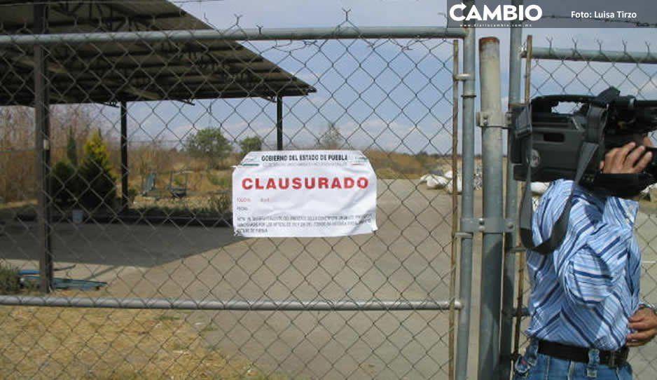 En la clandestinidad, Karina Pérez reactiva relleno sanitario clausurado de San Andrés