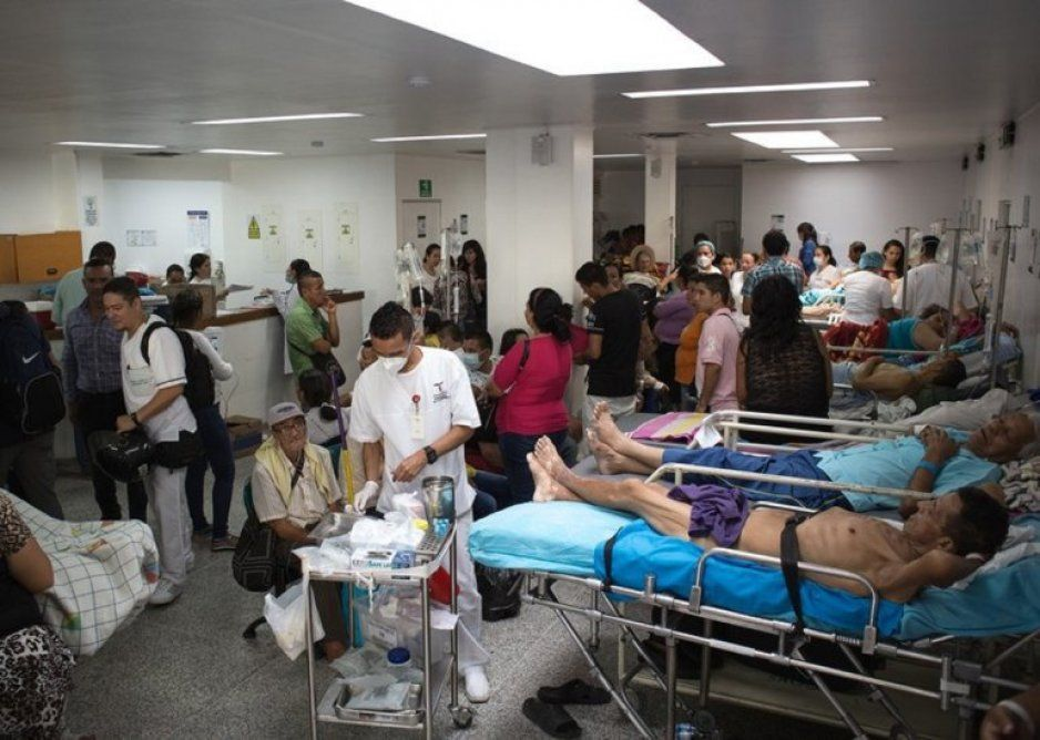 Únicamente atenderán urgencias en 68 hospitales de la República