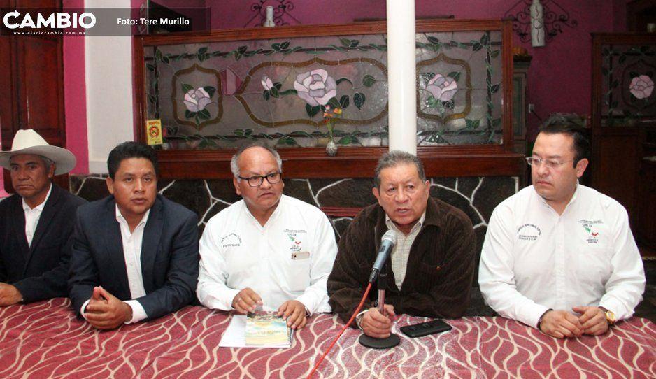 Locatarios del Mercado Morelos protestan en la FGE y denuncian abusos de Alonso