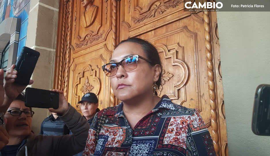 ¿Y yo por qué? Regidora de Grupos Vulnerables  de Tehuacán no se responsabiliza de indigentes