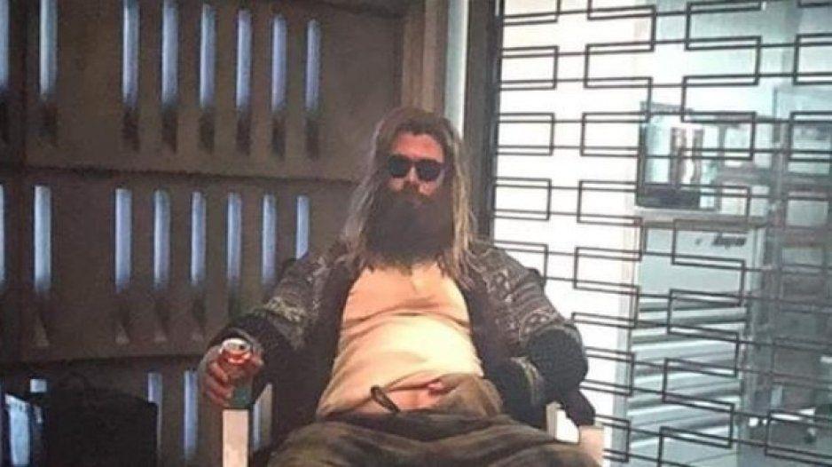 Acusan a Avengers: Endgame de burlarse de personas gorditas con Thor