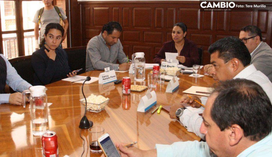 Analiza Comisión de Gobierno transmitir licitación de Ventanas Ciudadanas