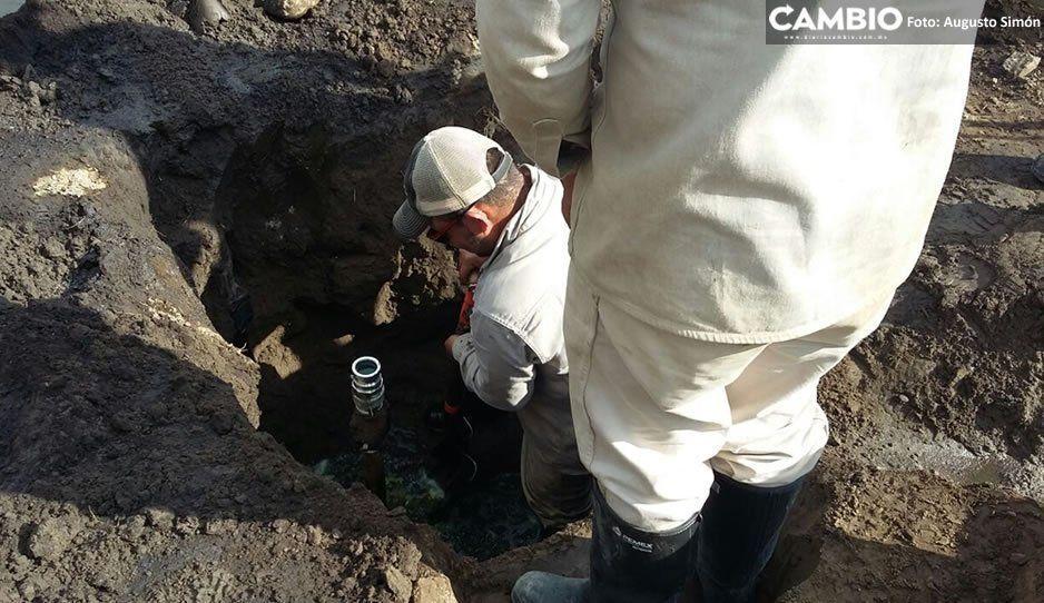Puebla permanece como el estado con más tomas clandestinas con 166