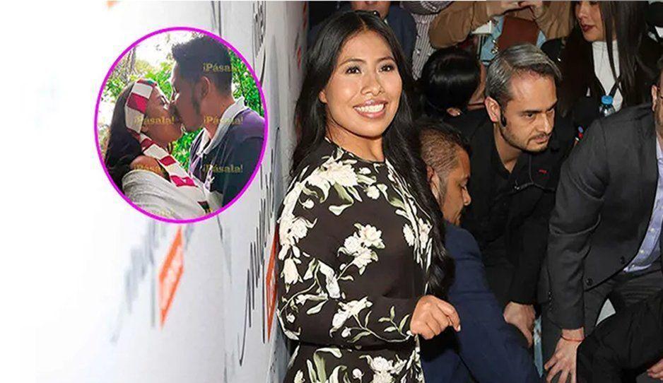 ¡Yalitza Aparicio ya tiene novio! Revelan fotos besándose con un oaxaqueño