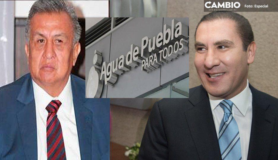 Moreno Valle usó las ganancias de la concesión de Agua de Puebla para ir por la Presidencia: Saúl Huerta